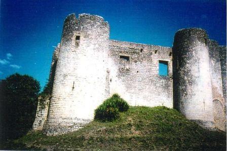 Château de Benauge - remparts